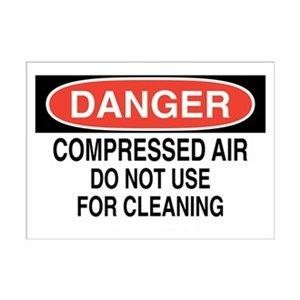 Do not use Compressed A For Cleaning Recommendations for the Use of Your Unit