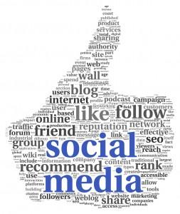 Disclaimer-Social Media