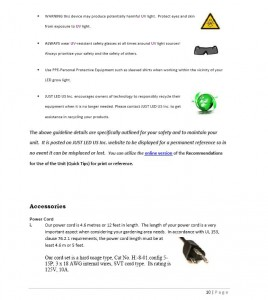 Owner's Manual Page 10