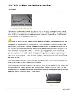 Owner's Manual Page 12