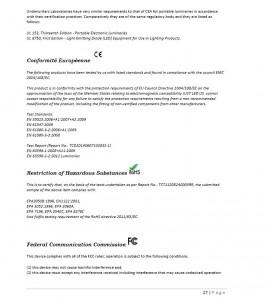 Owner's Manual 27
