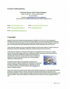 Owner's Manual Pg 31 (37)