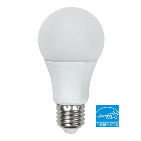 A19-5thGen 9W-Energy-Star-Listed-JUST-LED-US-SmartRay