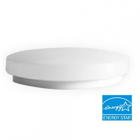 14 inch 25W Energy Star SmartRay flush-mount-just-led-us