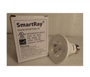 7th Gen PAR 20 7W LED Bulb-JUST-LED-US-SmartRay(2)