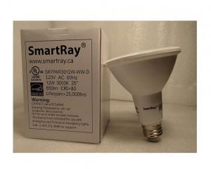 7th Gen PAR30 12W-WW-D PAR 30 7th Gen 12W-cULus-listed-Energy-Star-JUST-LED-US-SmartRay (3)