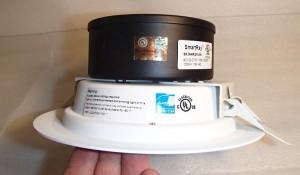 6 Inch 15W LED Smart Down Light-Smart Light SR3NNRD6-15W Energy Star (6)