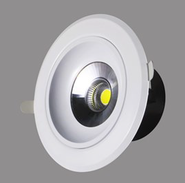 6 Inch LED Smart Down Light-Smart Light SR3NNRD6-15W-COB