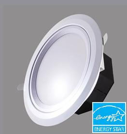 6 Inch LED Smart Down Light-Smart Light Energy Star SR3NNRD4-15W JUST-LED-US