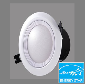 8 Inch LED Smart Down Light-Smart Light Energy Star SR3NNRD4-30W JUST-LED-US