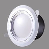 8 Inch LED Smart Down Light-Smart Light-20W JUST-LED-US