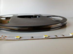 SmartRay5050-30LED-12mm-CLOSE UP-JUST LED US