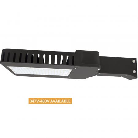 SmartRay's 100W 2nd Gen LED Parking Lot Lights-