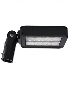 SmartRay LED 80W LED Parking Lot Lights