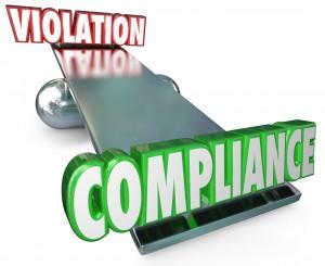 Compliance vs Violation