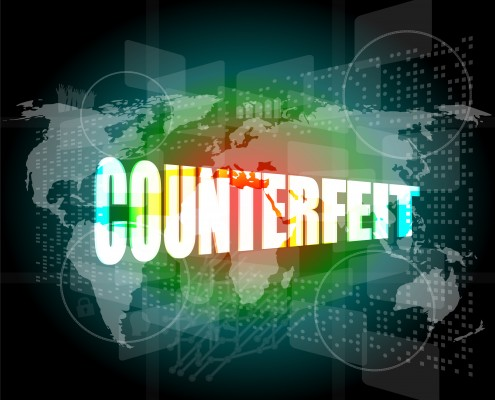 Counterfeit Marks
