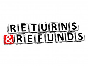 3D Returns And Refunds