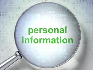 Employee Privacy Policy-Personal Information