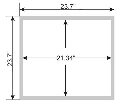 2x2 SmartPanel-flat-panel-Dimensions-smartray-just-led-us