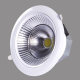 8 Inch LED Smart Down Light-Smart Light SR3NNRD8-30W-COB