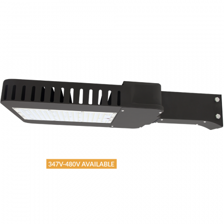 SmartRay's 195W 2nd Gen LED Parking Lot Lights